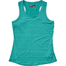 Marmot Aura Tank Top Kobiety, deep jungle